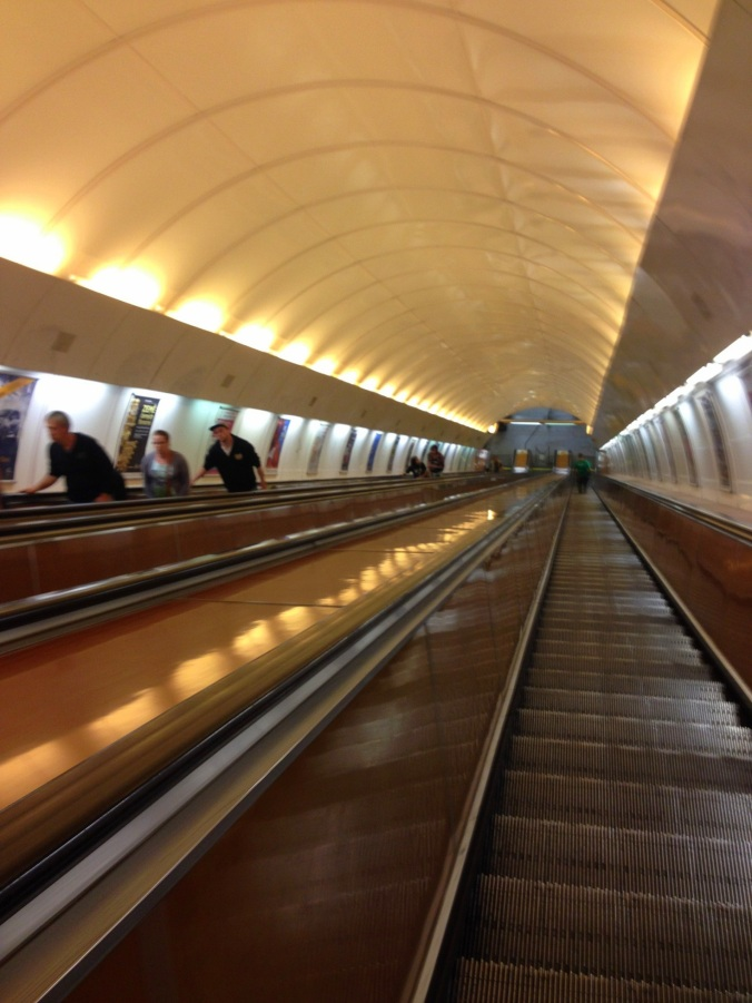 metro em praga
