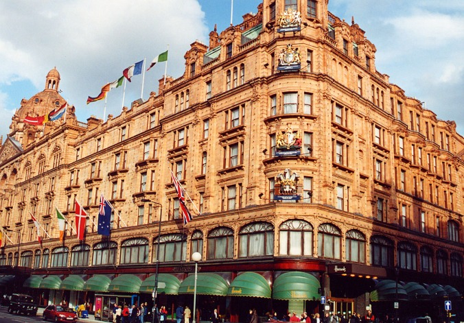 Harrods-Department-Store-London