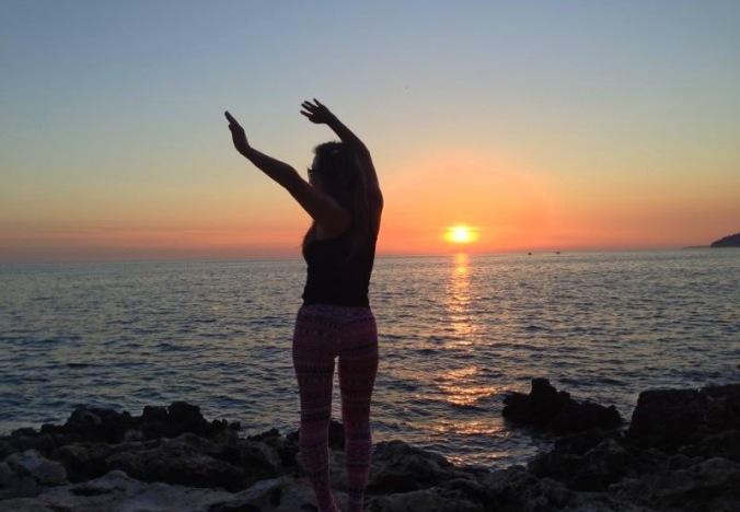 praia croacia